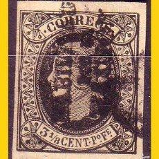 Sellos: FILIPINAS 1869 HABILITADOS POR LA NACIÓN ISABEL II EDIFIL Nº 20M (O) . Lote 56973043