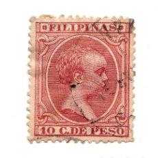 Sellos: FILIPINAS 10 C. DE PESO. Lote 101641703