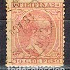 Francobolli: IFNI EDIFIL Nº 114, ALFONSO XIII, USADO. Lote 142709418