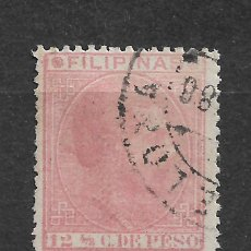 Sellos: ESPAÑA FILIPINAS 1880 EDIFIL 64 - 12/11. Lote 145187890