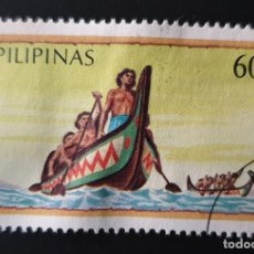 Sellos: FILIPINAS - WATER TRANSPORT - 1984 - 60 S. Lote 146485926