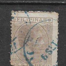 Sellos: ESPAÑA - FILIPINAS 1880- 1883 EDIFIL 66 - 1/59. Lote 148525330