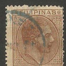 Sellos: FILIPINAS EDIFIL NUM. 62 USADO. Lote 176979289