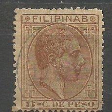 Sellos: FILIPINAS EDIFIL NUM. 62 USADO. Lote 178339170
