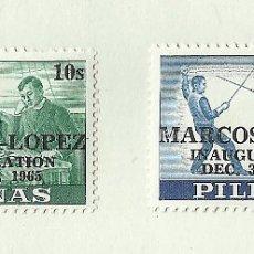 Sellos: FILIPINAS 1965. Lote 180505822