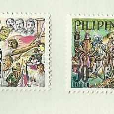 Sellos: FILIPINAS SC. Lote 180505885
