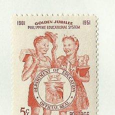 Sellos: FILIPINAS 1951. Lote 180505897