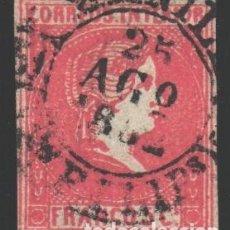 Sellos: FILIPINAS, 1861 EDIFIL Nº 9 . Lote 183323348