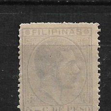 Sellos: FILIPINAS 1880 EDIFIL 60 * - 3/3. Lote 187216118