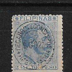 Sellos: FILIPINAS HABILITADO PARA CONSUMO * - 3/12. Lote 188731353