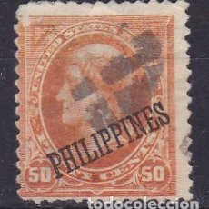 Sellos: C73FILIPINAS OCUPACIÓN NORTEAMERICANA. Lote 194996121