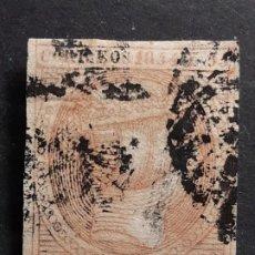 Sellos: FILIPINAS , EDIFIL 2 , MARQUILLADO, AUTÉNTICO, YVERT 2, 1854. Lote 199554273
