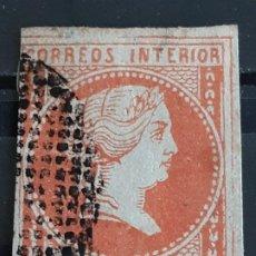 Sellos: FILIPINAS , EDIFIL 7 , YVERT 7, 1858. Lote 199554546