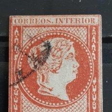 Sellos: FILIPINAS , EDIFIL 10 , YVERT 10, 1862. Lote 199554677