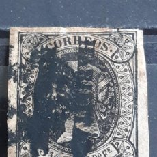 Sellos: FILIPINAS , EDIFIL 20M , YVERT 15A, 1864. Lote 199555005