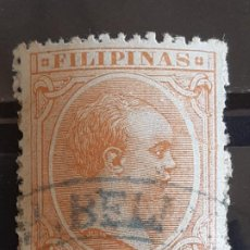 Francobolli: FILIPINAS , EDIFIL 128 , YVERT 144, 1896-97. Lote 199827070