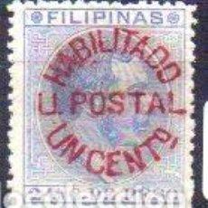 Sellos: ESPAÑA. FILIPINAS 1880-3, HABILITADO,EN NUEVO . Lote 200063812