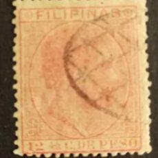 Sellos: FILIPINAS N°64 USADO (FOTOGRAFÍA REAL). Lote 222639608