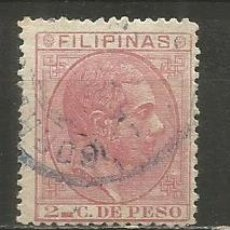 Timbres: FILIPINAS COLONIA ESPAÑOLA EDIFIL NUM. 57 USADO. Lote 235537290