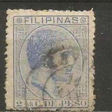 Sellos: FILIPINAS COLONIA ESPAÑOLA EDIFIL NUM. 59 USADO. Lote 235537670