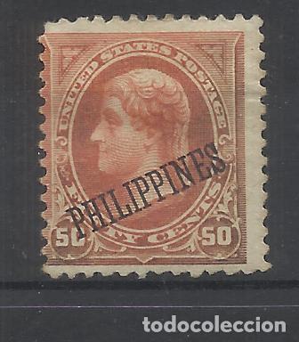 FILIPINAS 1899 YVERT 200 NUEVO* VALOR 2005 CATALOGO 150.- EUROS (Sellos - España - Dependencias Postales - Filipinas)