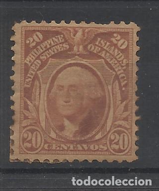 FILIPINAS 1906 YVERT 213 NUEVO* VALOR 2005 CATALOGO 8.50 EUROS (Sellos - España - Dependencias Postales - Filipinas)