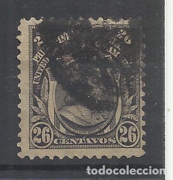 FILIPINAS 1906 YVERT 215 USADO VALOR 2005 CATALOGO 4.- EUROS (Sellos - España - Dependencias Postales - Filipinas)