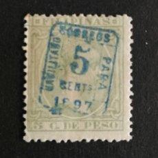 Sellos: FILIPINAS N°130B- MH* (FOTOGRAFÍA REAL). Lote 262471270