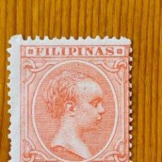Sellos: FILIPINAS, 1894, ALFONSO XIII, EDIFIL 112, NUEVO CON FIJASELLOS. Lote 286863233