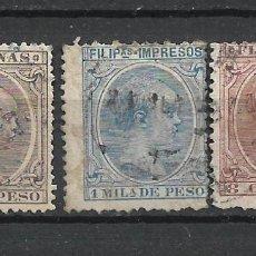 Sellos: SELLO ESPAÑA FILIPINAS - 19/62. Lote 286967243