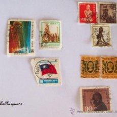 Sellos: SELLOS DE CHINA, JAPON, HONG KONG Y ALEMANIA. Lote 23765186