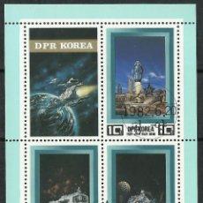Sellos: COREA DEL NORTE - 1982 - SCOTT 2197 - USADO. Lote 49725995