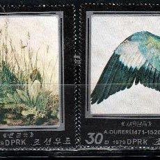 Sellos: COREA DEL NORTE (W219) 1979. A, DURER. *.MH. Lote 50053763