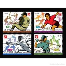 Sellos: DPR4620-3 KOREA 2009 MNH SPORTS. Lote 232632950
