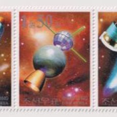 Sellos: DP101 KOREA 2001 MNH SPACE. Lote 236772760