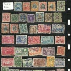 Sellos: SELLOS COSTA RICA CLASICOS. Lote 39011391