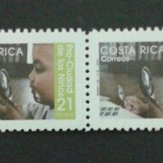 Sellos: SELLOS DE COSTA RICA. YVERT 698/701. SERIE COMPLETA NUEVA SIN CHARNELA.. Lote 54599125
