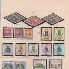 Sellos: LOTE 19 SELLOS, SERIES COMPLETAS DE COSTA RICA, NUEVOS. Lote 73434243