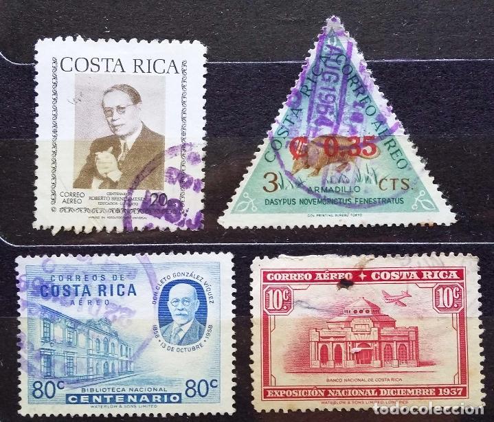 COSTA RICA - SELLOS USADOS (Sellos - Extranjero - América - Costa Rica)