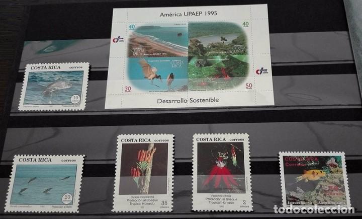 Sellos: COLECCIÓN 26 SELLOS REPÚBLICA DE COSTA RICA. NUEVOS - Foto 2 - 100151523