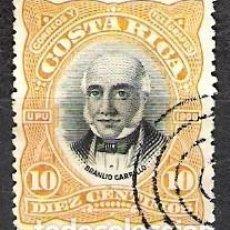 Sellos: COSTA RICA 1901 - USADO. Lote 100206851