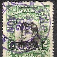 Sellos: COSTA RICA 1907 - USADO. Lote 100206931