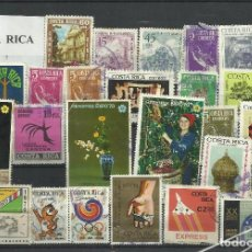 Sellos: LOTE DE SELLOS DE COSTA RICA. Lote 102761211