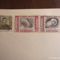 Sellos: LOTE SELLOS COSTA RICA. Lote 138856954