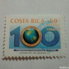 Sellos: SELLO COSTA RICA. Lote 144513366