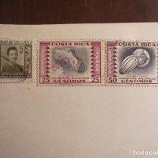 Sellos: SELLOS COSTA RICA. Lote 146639998