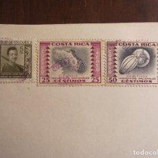 Sellos: SELLOS COSTA RICA. Lote 146640018