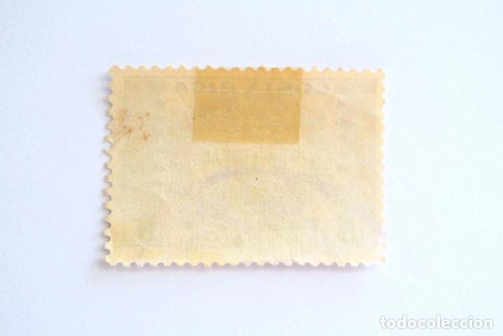 Sellos: Sello postal COSTA RICA 1958, 5 c ,SELLO DE NAVIDAD , OVERPRINT PRO-CIUDAD DE LOS NIÑOS, Usado - Foto 2 - 154682662