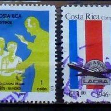 Sellos: SELLOS COSTA RICA , FOTO 285 , USADO. Lote 169644424