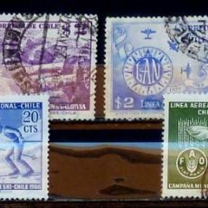 Sellos: SELLOS CHILE - FOTO 291 , USADO. Lote 169644804